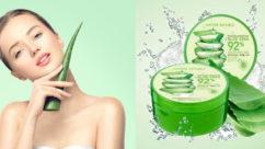 20 manfaat dan cara penggunaan Nature Republic Aloe Vera 92% Soothing Gel
