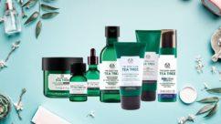 Rekomendasi Produk Skincare Tea Tree Series Dari The Body Shop